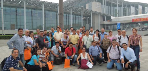 XVIII Misión Comercial a la República Popular China – octubre 2013